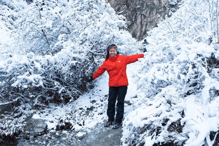 Winter Wonderland in Kyrgyzstan – Trekking the Kegety Gorge