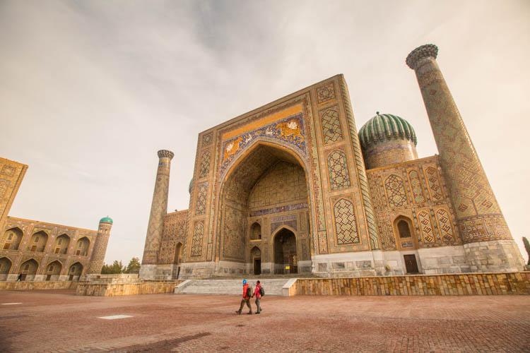 Samarkand – The Heart of the Great Silk Road