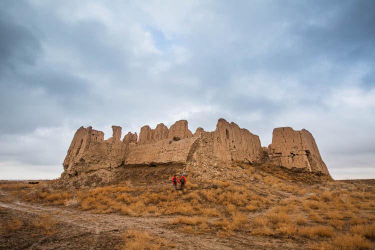 Travel Off Road in Uzbekistan – Asraf Village, Aral Sea & Ancient Khiva