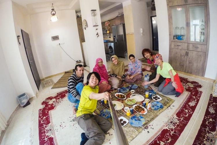 Qeshm family