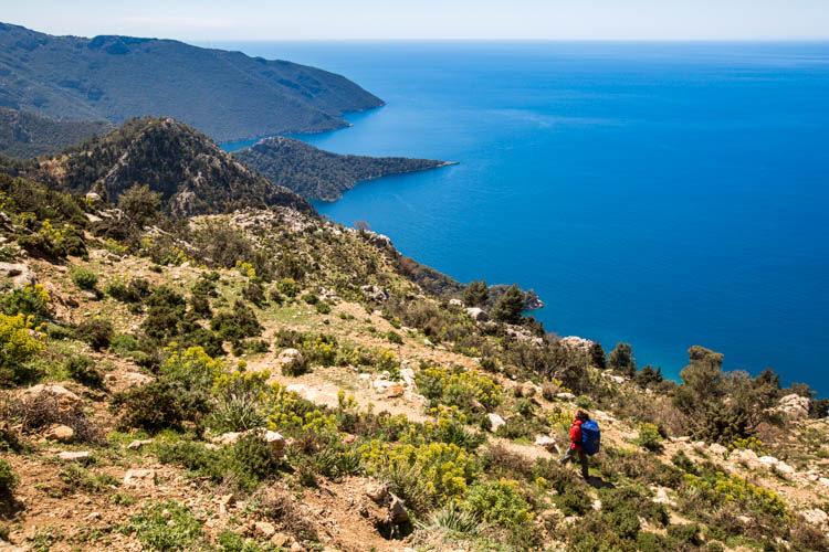 Trekking the Lycian Way in Turkey