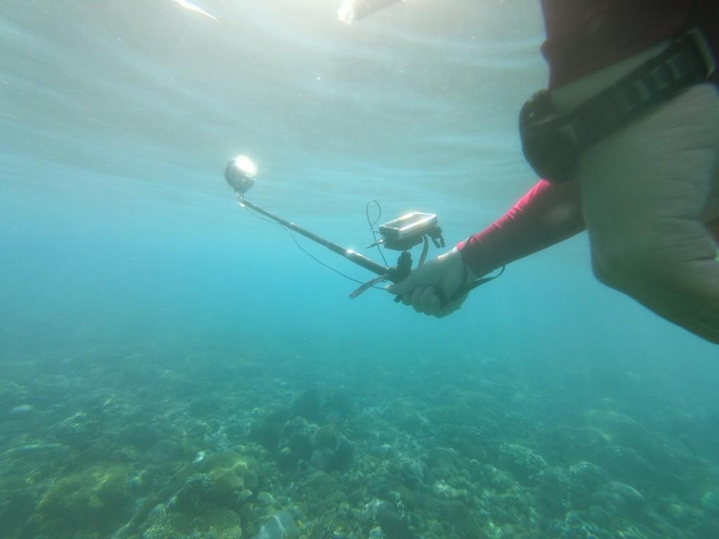 underwater copy